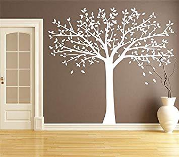 stickers muraux arbre photo