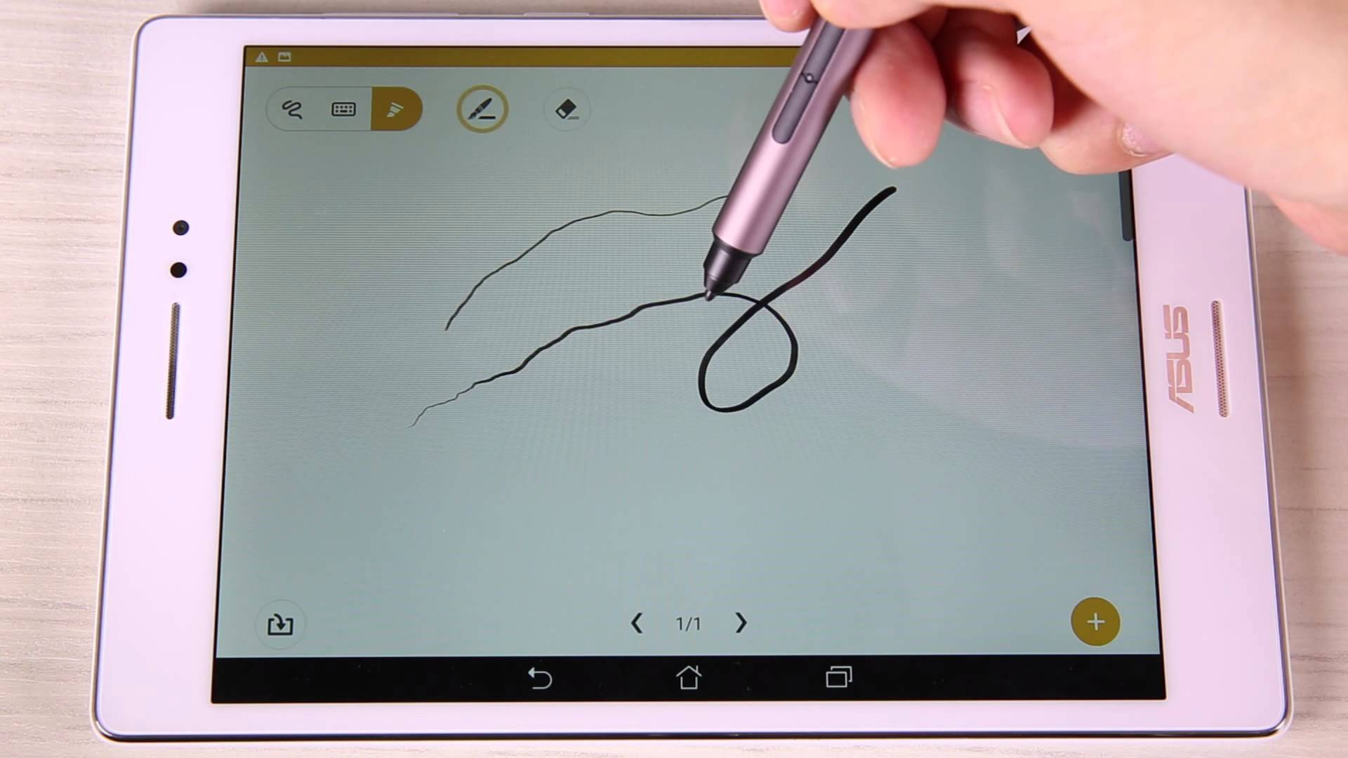 stylet asus z stylus