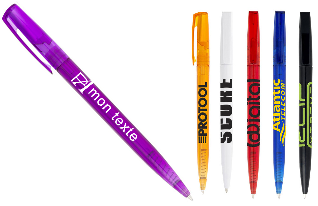 stylo personnalisé pas cher