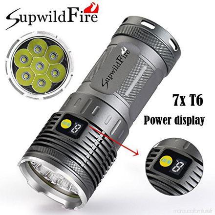 super lampe de poche