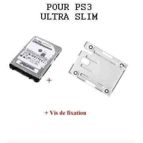 support disque dur ps3