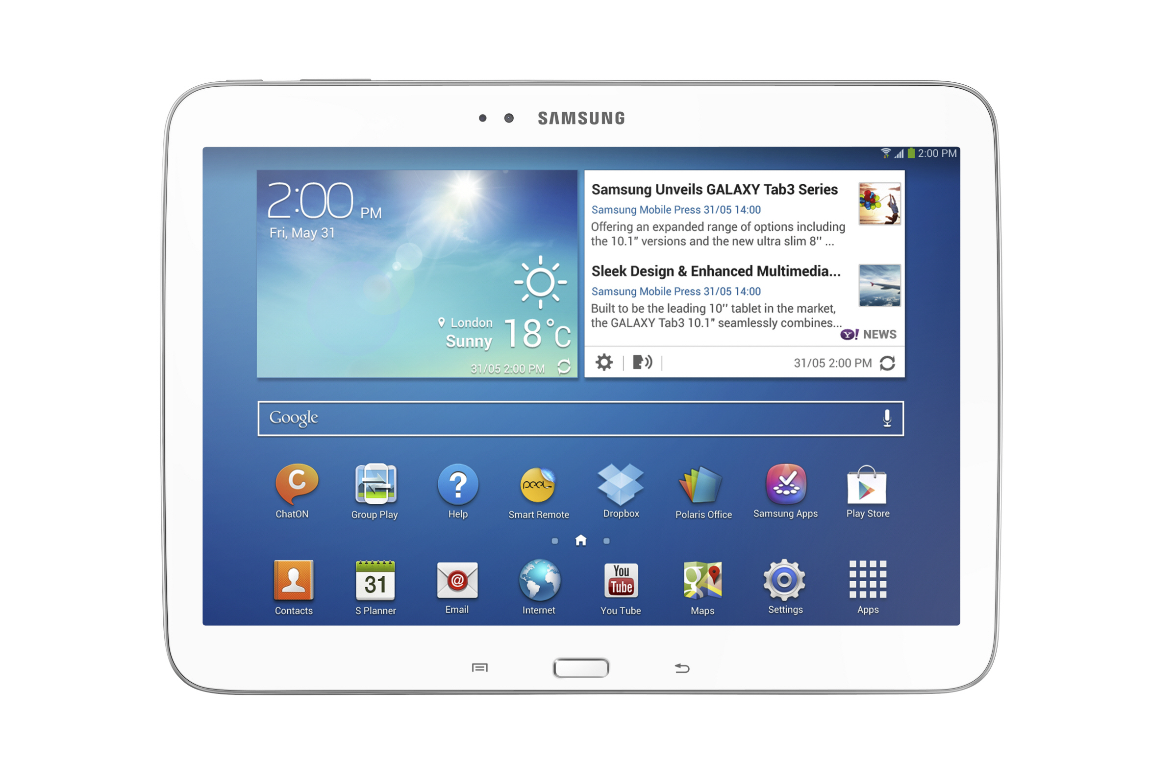 support galaxy tab 3