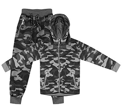 survetement camouflage enfant