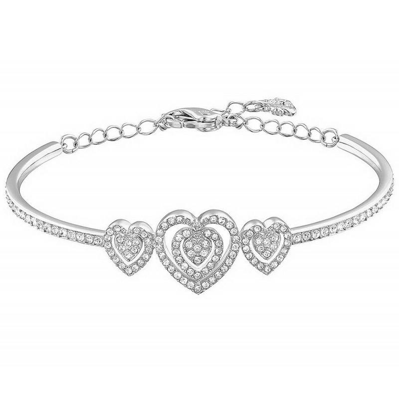 swarovski bracelet coeur