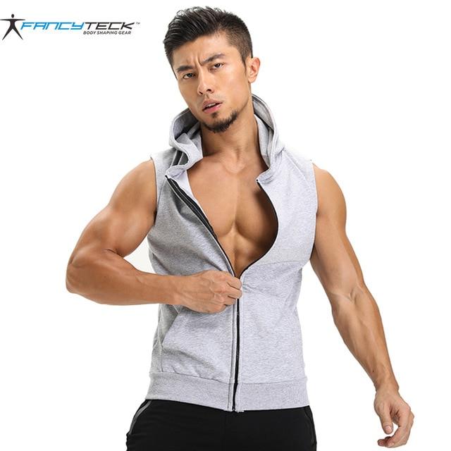 sweat sans manche musculation