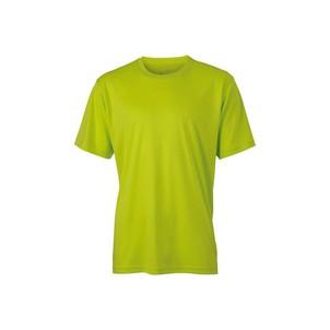 t shirt jaune uni