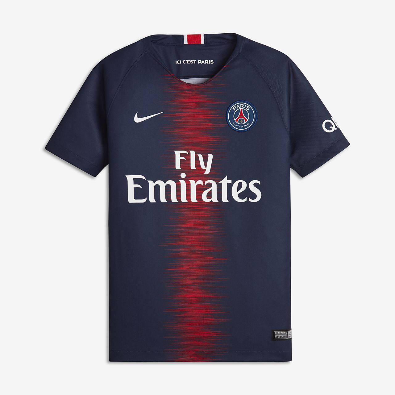 t-shirt paris saint-germain