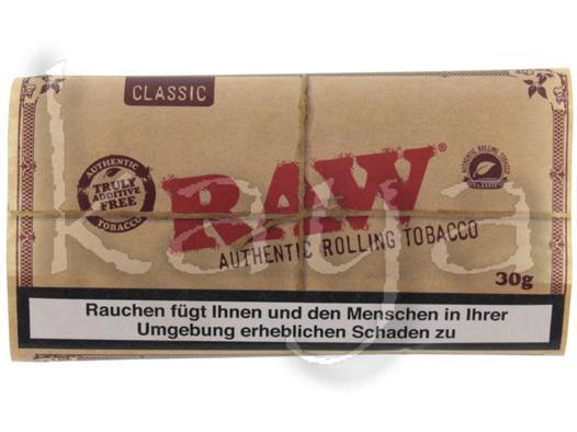 tabac raw