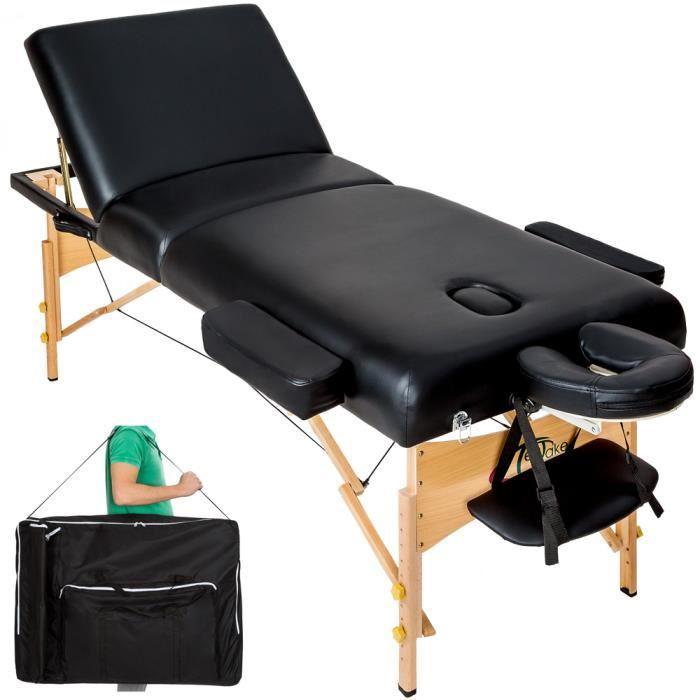 table de massage 13 cm epaisseur