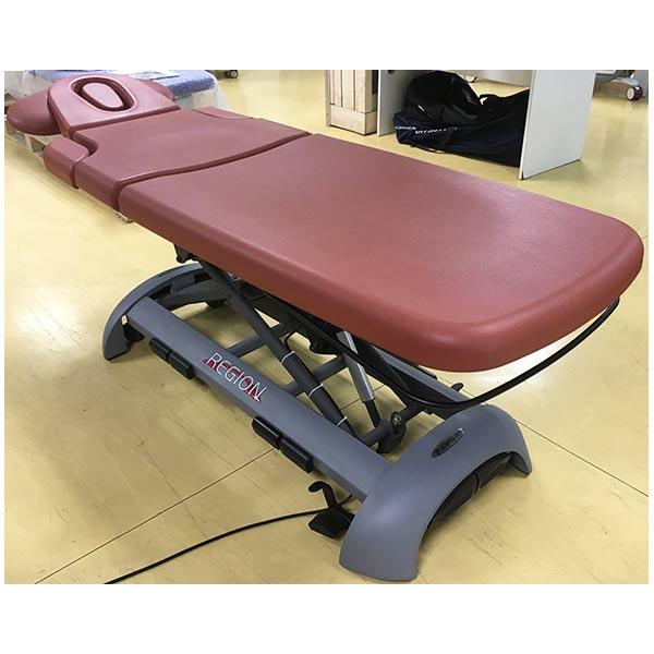 table de massage electrique occasion