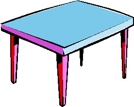table synonyme