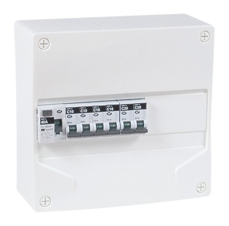 tableau electrique 13 modules
