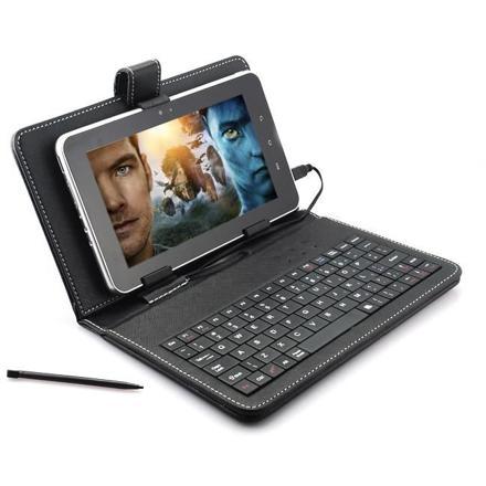 tablette 7 pouces avec clavier intégré