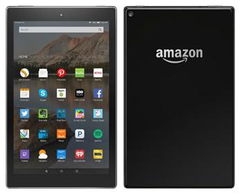 tablette amazon 10 pouces