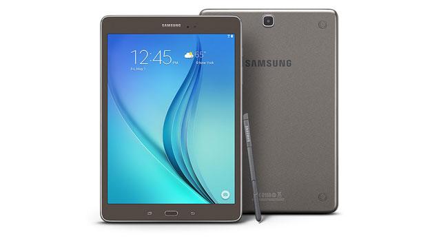 tablette samsung avec stylet 2016