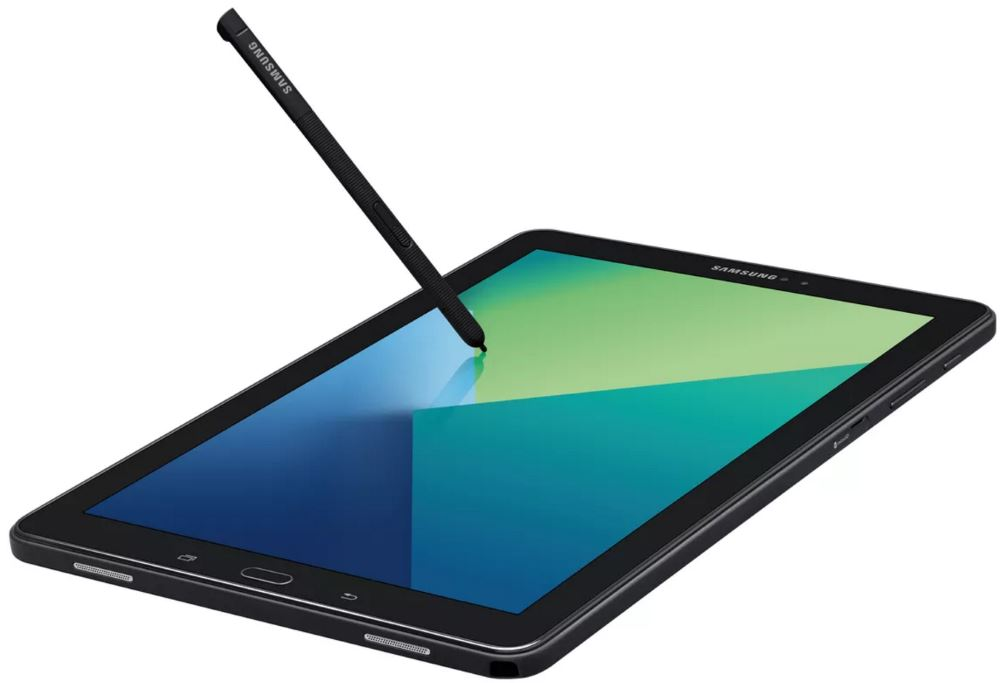 tablette samsung galaxy stylet