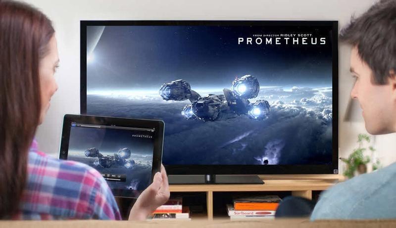tablette samsung vers tv