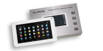 tablette tactile klipad