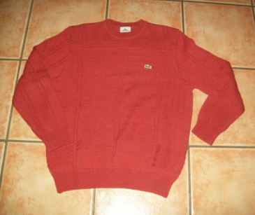 taille 4 lacoste