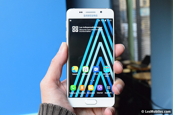 taille galaxy a3 2016