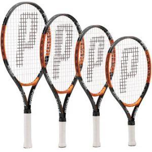 taille raquette tennis enfant