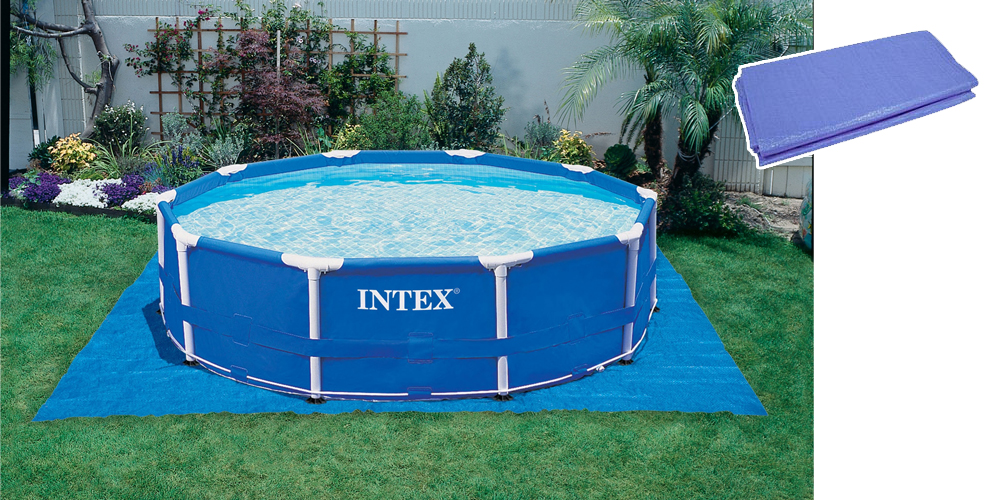tapis de sol intex