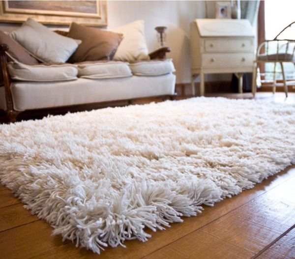 tapis doux