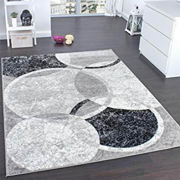 tapis gris amazon