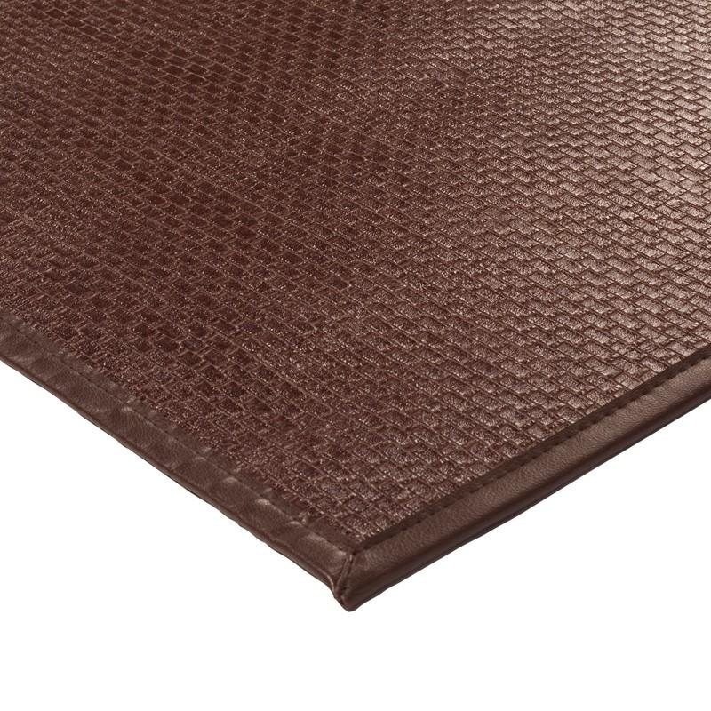tapis marron pas cher