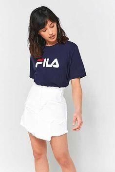 tee shirt femme fila
