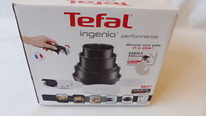 tefal ingenio performance 10 pieces