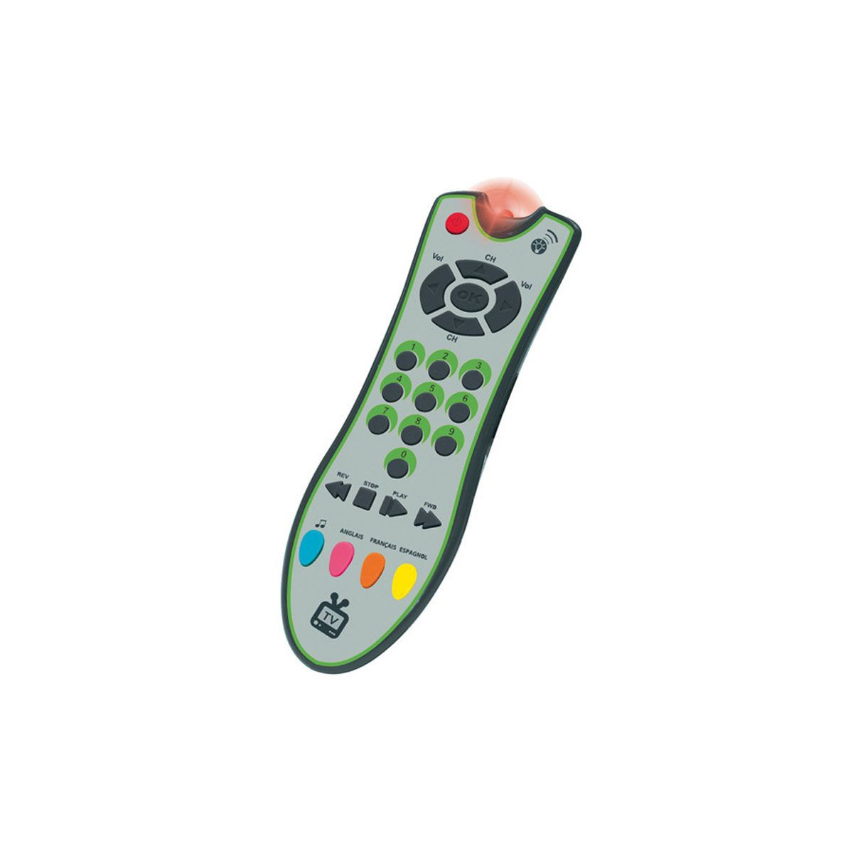 telecommande bebe jouet