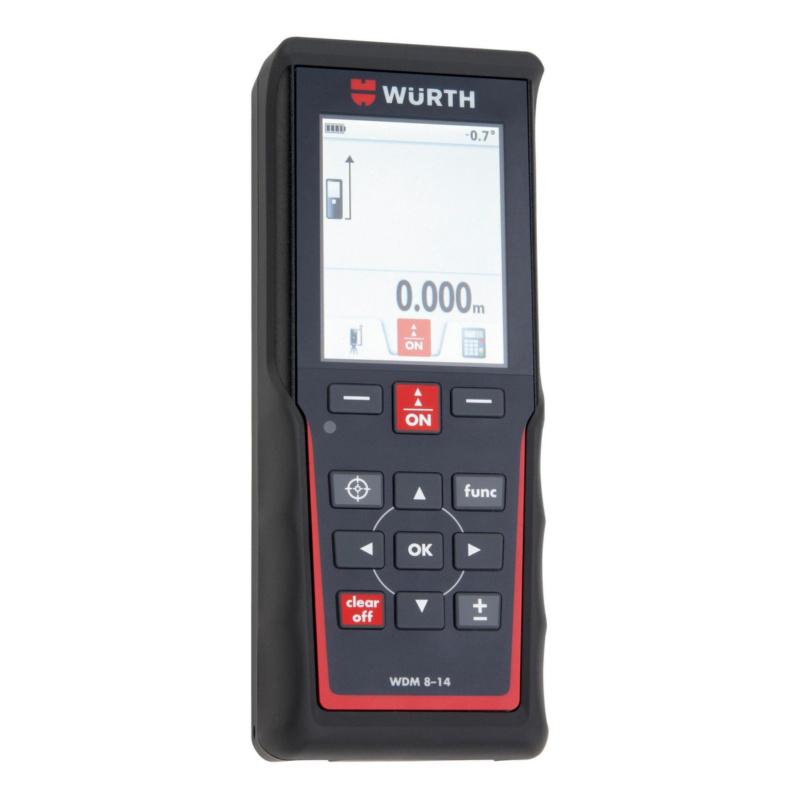 telemetre laser wurth