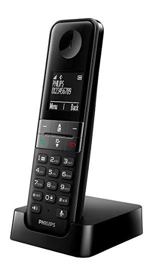 telephone fixe sans fil avec haut parleur