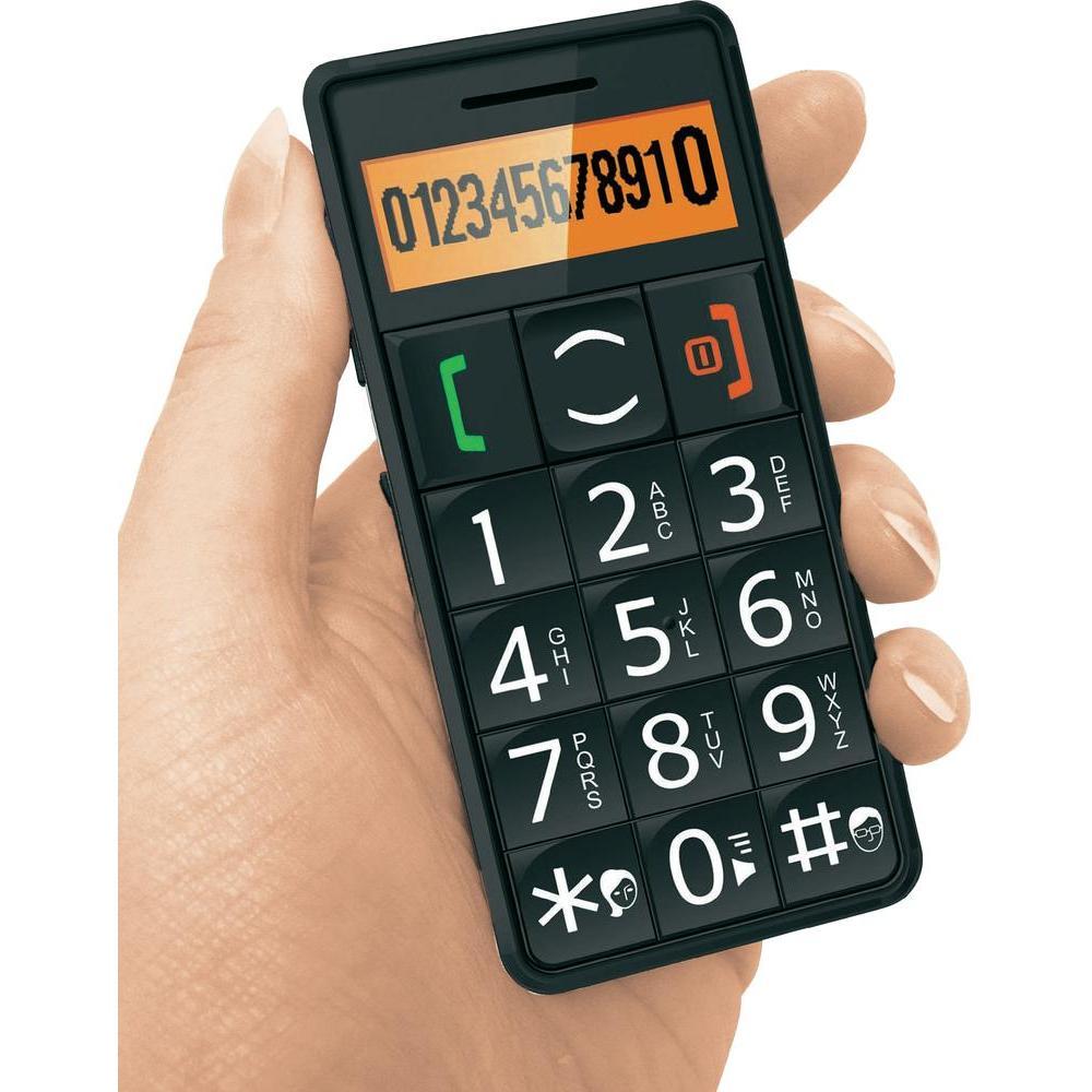 telephone portable grosse touche personnes agées