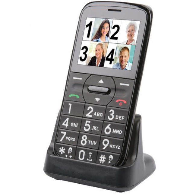 telephone portable senior