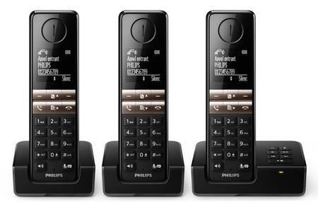 téléphone sans fil philips