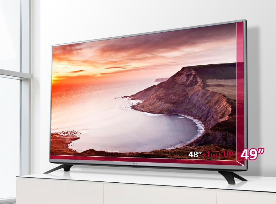 television 49 pouces