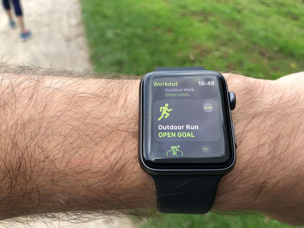 test apple watch 3
