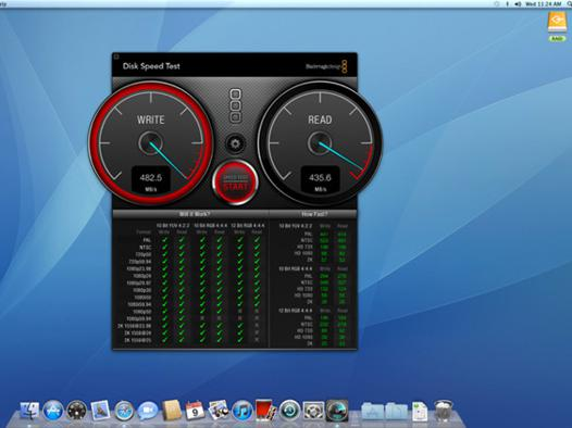 test disque dur mac
