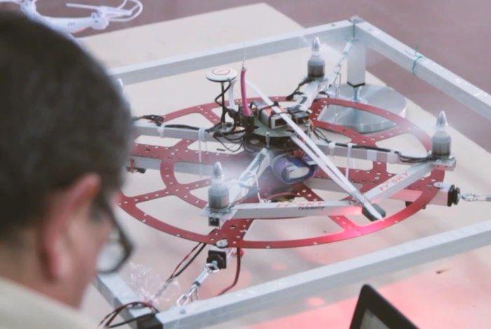 test drone