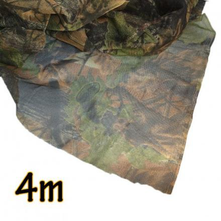 test filet camouflage