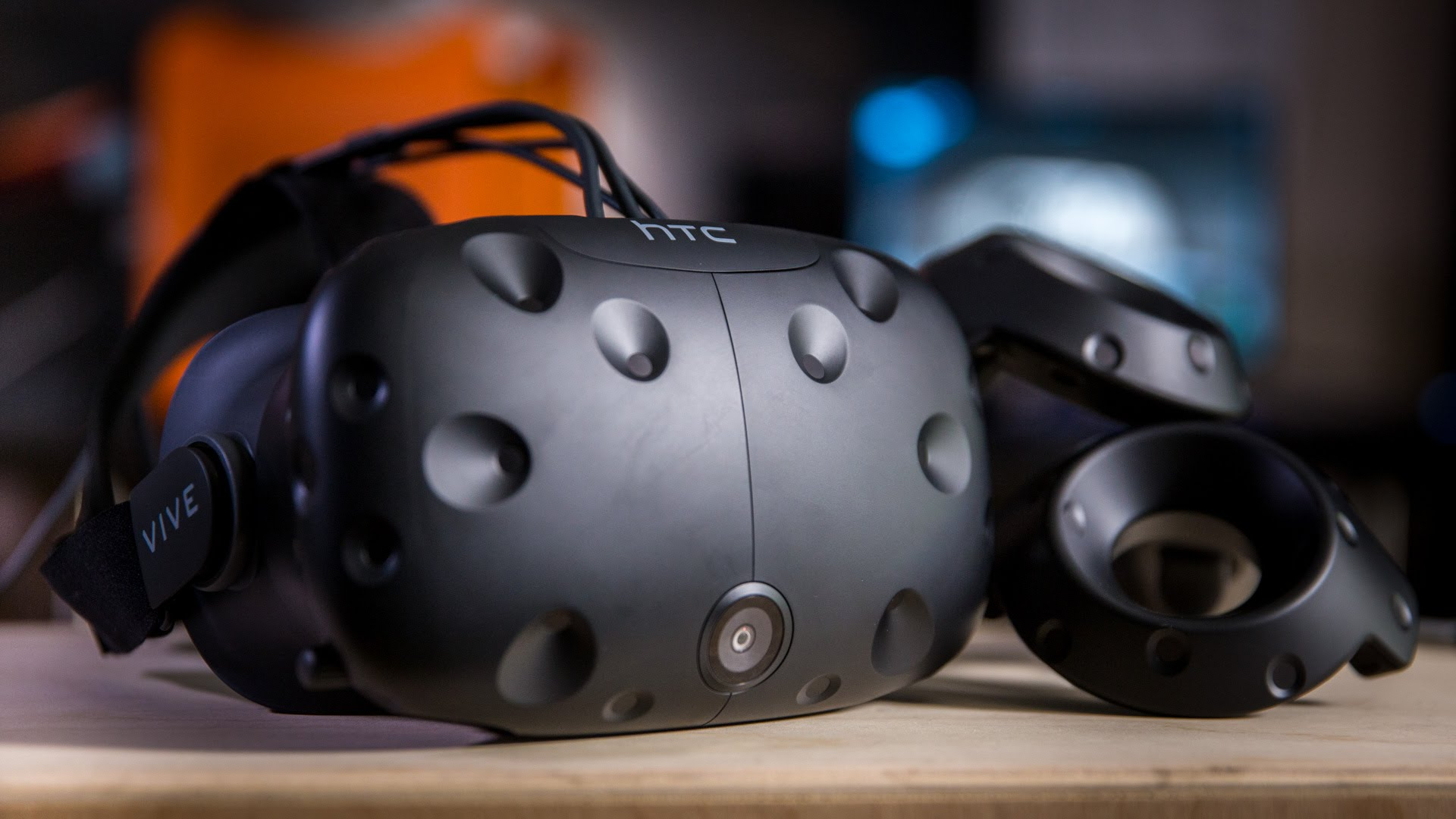 test htc vive
