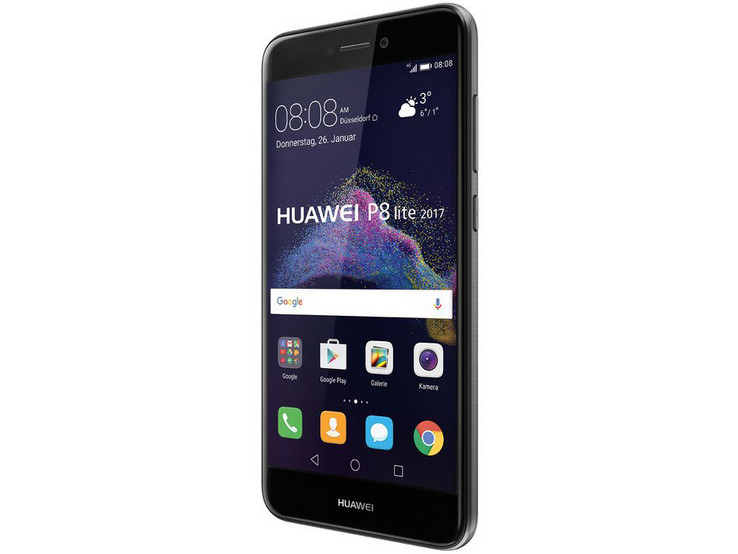 test huawei p8 lite 2017