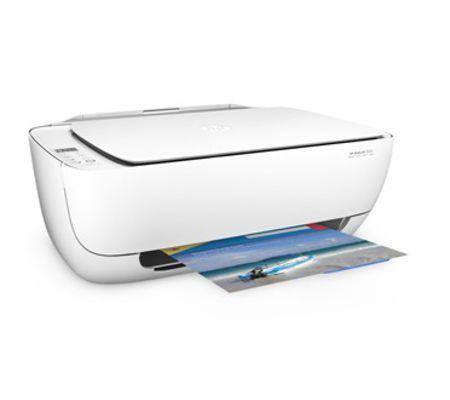 test imprimante hp