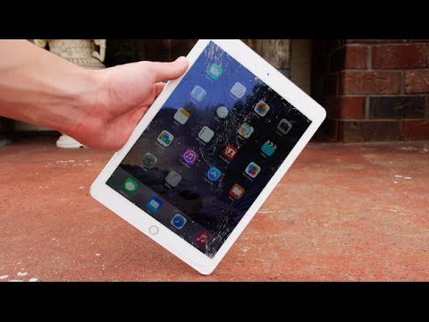 test ipad air 2