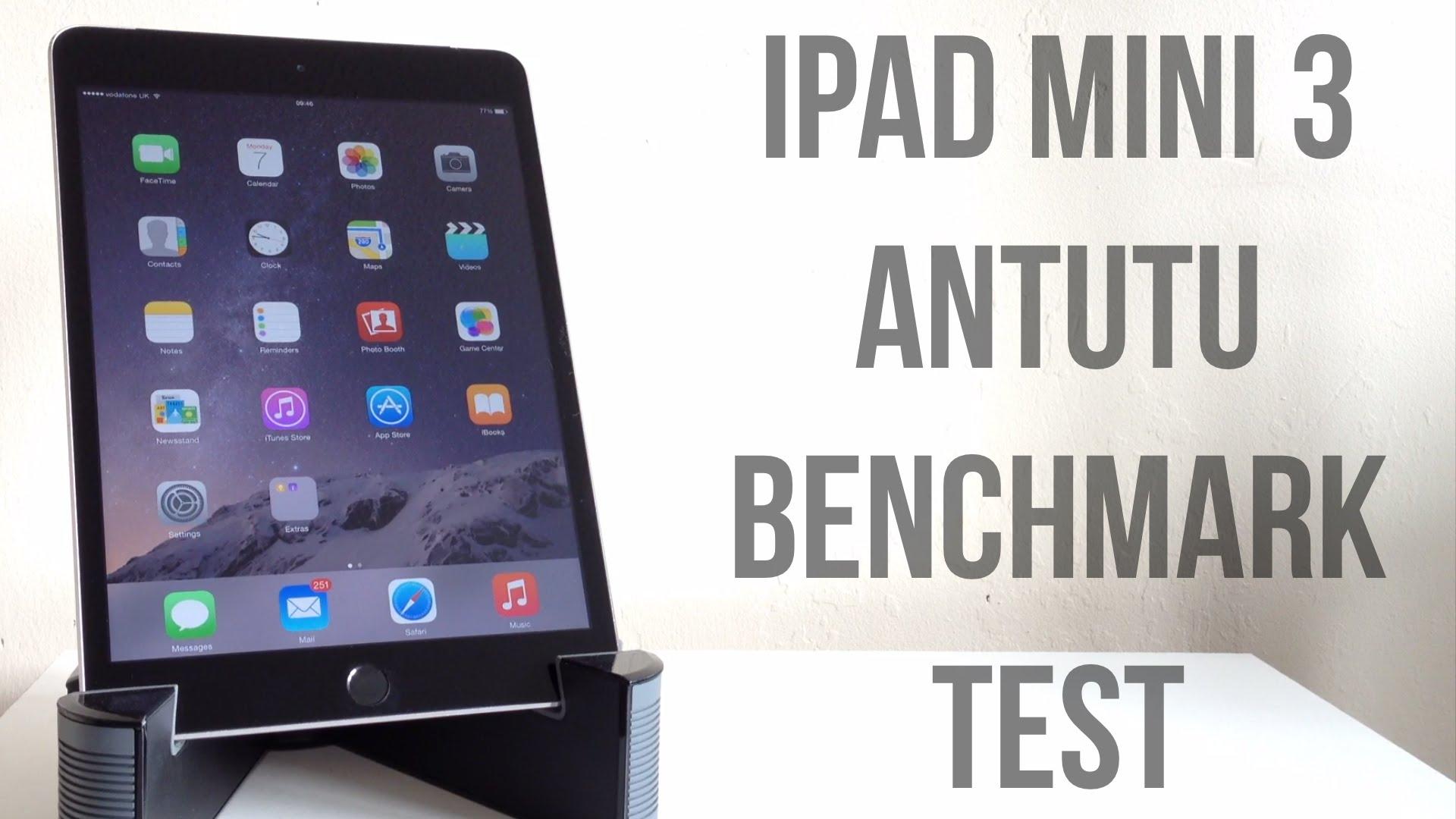 test ipad mini 3