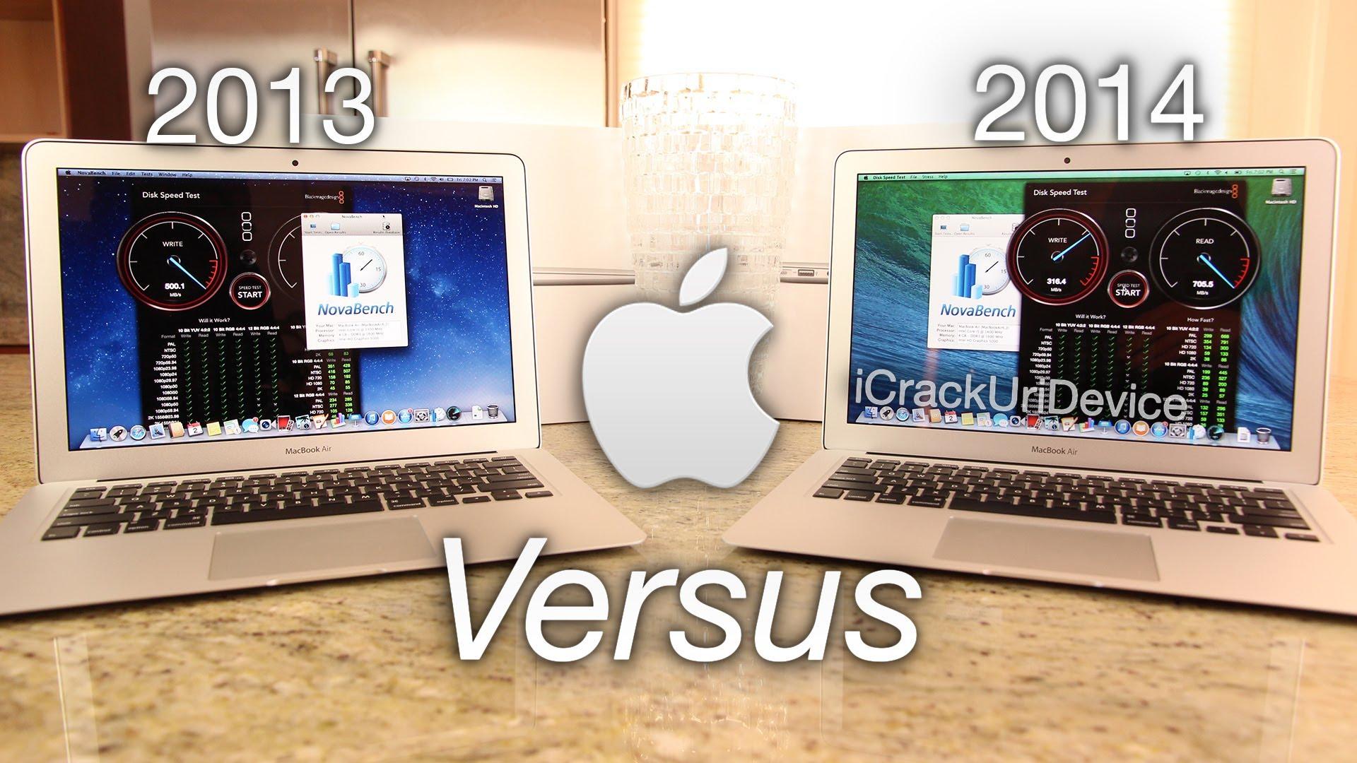 test macbook air 2014
