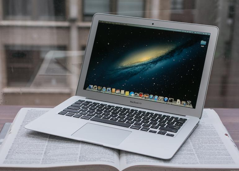 test macbook air