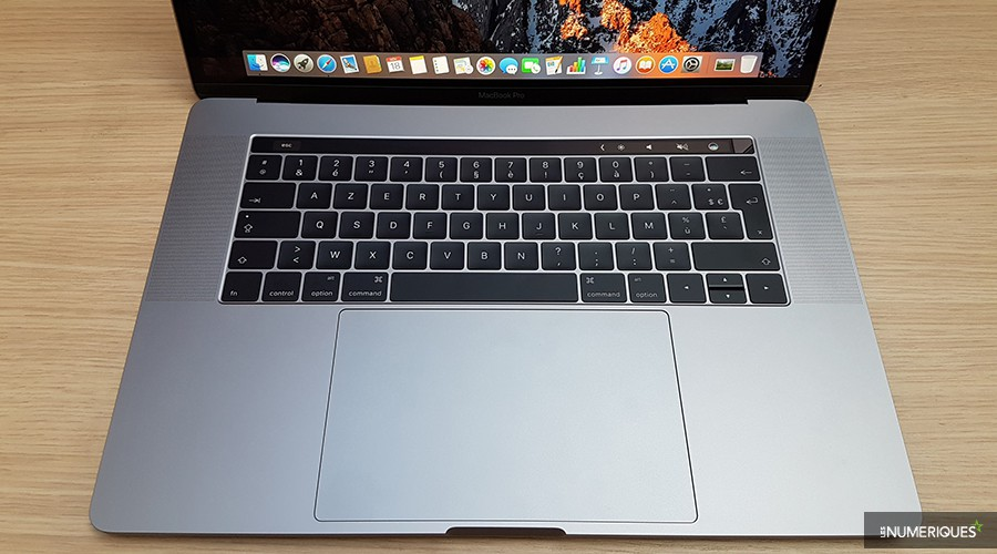 test macbook pro 15 2016